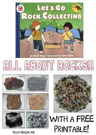 Identify Rocks With Kids Teach Beside Me