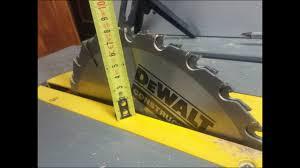 dewalt dado blade. dewalt dw 745 alternativa dado blade