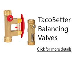 Taco Pump Sizing Chart Taco Comfort Solutions A Taco Family Company