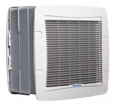 vent axia tx12wl t series size 12 wall fan 220 240v w164510b