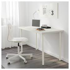 Study table ikea Corner Lovely White Study Desk Ikea Linnmonadils 120cm 60cm Table Legs Are Height Adjustable Office Gumtree Lovely White Study Desk Ikea Linnmonadils 120cm 60cm Table Legs