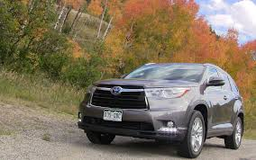 2014 Toyota Highlander Hybrid - Chasing Colors and MPGs [Roadtrip ...
