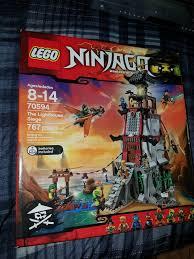 LEGO Ninjago The Lighthouse Siege 70594 MISB 767 Pcs for sale ...