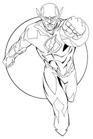 Small Picture The flash coloring pages free printable ColoringStar