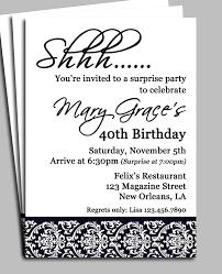 brilliant surprise birthday invitations to make free birthday invitation templates ideas diy free 50th birthday invitation templates