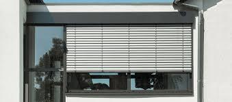 Raffstore Moderne Sonnenschutzsysteme Heka Swiss Ag
