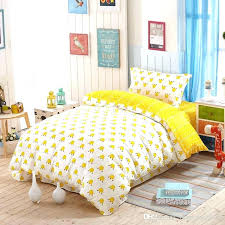 bed sheets for kids. Yellow Bed Sheets Duvet Sets Cartoon Kids Crown Bedding Blue Twin Single For