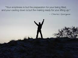 Spurgeon Quotes Delectable Your Emptiness Is But The Preparation For Your Being Filled