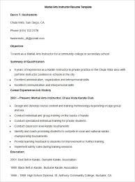 51+ Teacher Resume Templates  Free Sample, Example Format