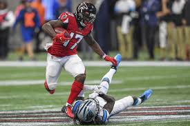 Falcons Vs Panthers Atlantas Impressive Wr Depth On