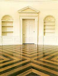 oval office photos. Oval Office Floor, Replaced During The Administration Of Ronald Reagan. Designed By Nancy Reagan, Installation Is Arranged In A Contrasting Cross Photos