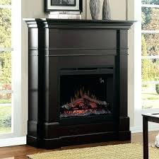 espresso electric fireplace widescreen media console rich finish harper blvd bayard