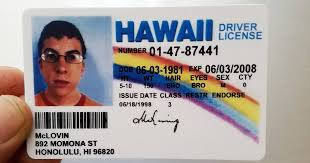 Bouncer Superbad It Uses Bar Man Mclovin Id And Accepts At