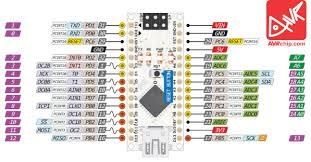 arduino data sheet arduino nano datasheet and tutorial