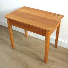 roy vintage school desk