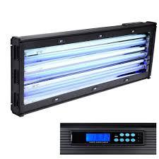 36 Inch Aquarium Light Bulb Lcd Tmer 36quot 234w 6x39w Fluorescent Actnc T5 Ho Long