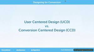 Unbounce Conversion Centered Design What Is Conversion Centered Design