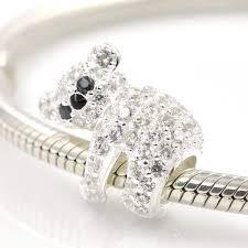 Fits Pandora Charms Bracelet <b>Original 925 Sterling Silver</b> Bead ...
