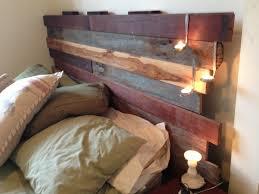 DIY Reclaimed Timber Bedhead Bedhead Pinterest Bedhead DIY