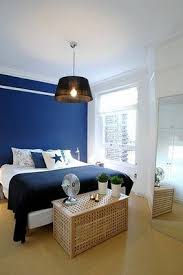 white bedroom with blue accents. Wonderful Bedroom Want To Paint Our Bedroom Exactly Like This White Walls And Then 1 Navy Blue  Accent Wall Behind The Bed Throughout White Bedroom With Blue Accents D