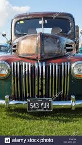 1946 Ford Pick up Truck, head lamps, rear view mirror, side mirror ...