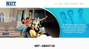 Web Designers In Rajahmundry Niit Rajahmundry Pjr Web Technologies