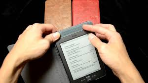 kindle  case with built in lightmov  youtube
