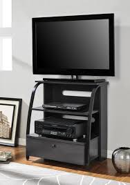 Unique Tv Stands Tv Stands Elegant Black Color Tall Bedroom Tv Stand Ideas Small