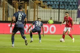 الأهلي يتخطى عقبة إنبي ويواجه بيراميدز في ربع نهائي كأس مصر   صور - بوابة  الأهرام