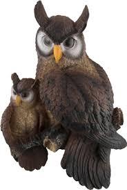 <b>Фигурка садовая Park Навесные</b> совы Н-27,5 см 169333 купить в ...