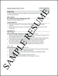 One Job Resume Template Adorable Samples Of Job Resumes Rio Ferdinands Co Resume Format Printable One