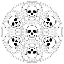 Coloriage Mandala Dessins Et Images Mandala Gratuits Colorier