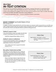 Awesome Mla Format Template Download Ideas Website Title Page Cover