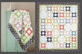 BLOCK Friday: Churn Dash Quilt Block, Pt. 2 - Fons & Porter - The ... & Daisy's Picnic Quilt Adamdwight.com