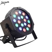 Dj Led Par Light Hot Item 18x3w Rgb Colorful Par Light Dj Bar Light Led Par