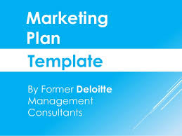 Marketing Plan Ppt Example Marketing Plan Template In Powerpoint