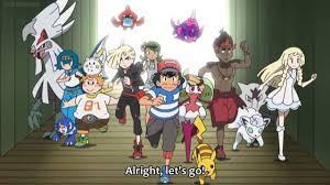 Ash's Team V/S Ultra Beasts - Episode 90 - Pokemon Sun And Moon Season 2  AMV - YouTube
