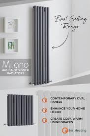Designer Warmth Radiators Discover Our Best Selling Range From Milano Designer