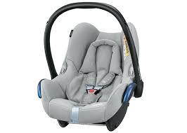 car seat maxi cosi cabriofix baby car seat infant nomad grey easyfix base black