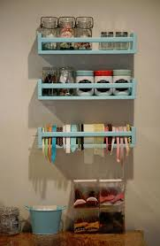Craft Shelves