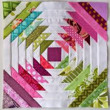 9 Pineapple Quilt Blocks and Free Quilt Patterns | FaveQuilts.com & Pineapple Block Paper Piecing Tutorial Adamdwight.com