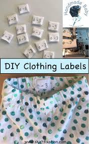 Diy Clothing Label Diy Clothing Labels Skirt Fixation