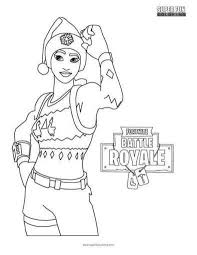 Fortnite Christmas Coloring Page Coloring Squared Scoopit Minion