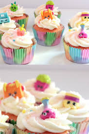 Easy Diy Shopkins Cupcakes Tinselbox