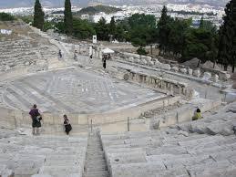 Театр Діоніса Вікіпедія