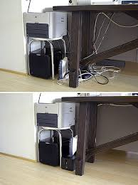 Computer Cable Organizer