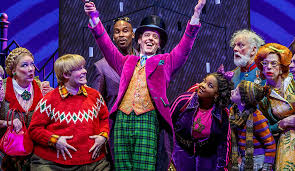 charlie the chocolate factory on broadway first look photos charlie the chocolate factory on broadway first look photos broadway christian borle just jared