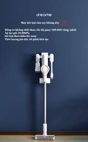 Máy hút bụi cầm tay không dây Xiaomi Dreame V9