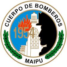 Resultado de imagen para 1era. Cía. Cuerpo de Bomberos de Maipú