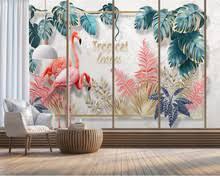 beibehang Modern personality papel de parede 3d <b>wallpaper</b> hand ...